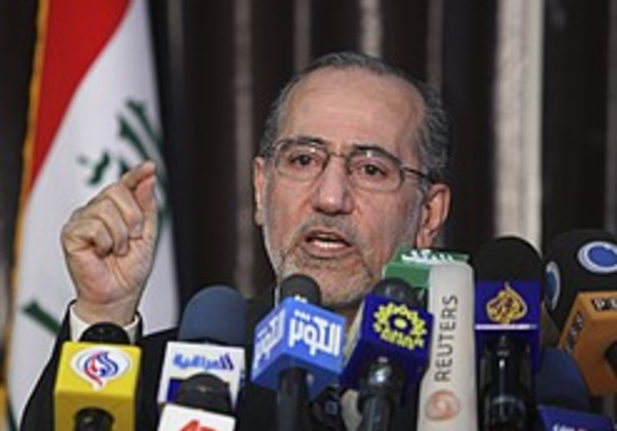 Iraq asks Iran opposition group to move voluntarily