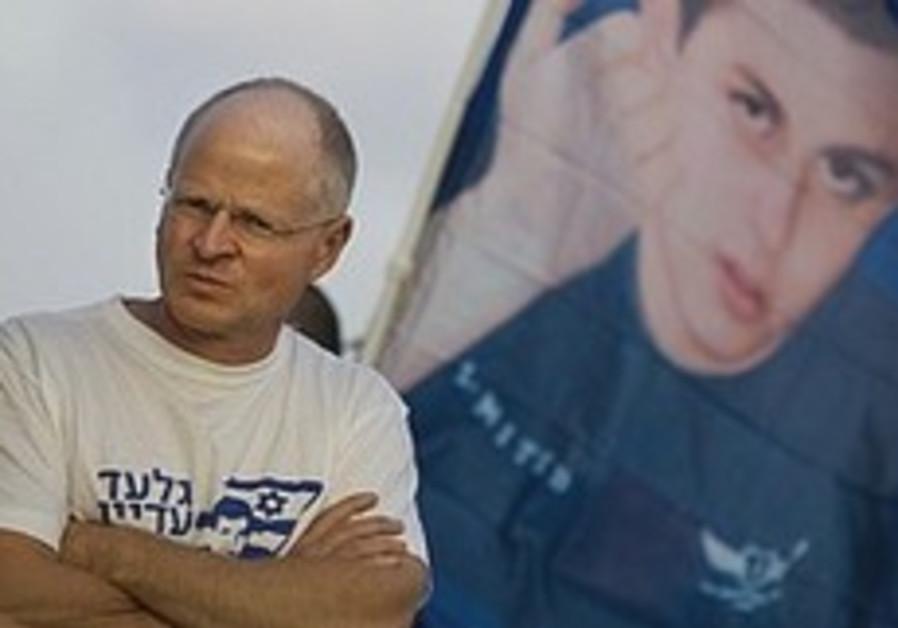 Noam Schalit: Sarkozy says Gilad alive