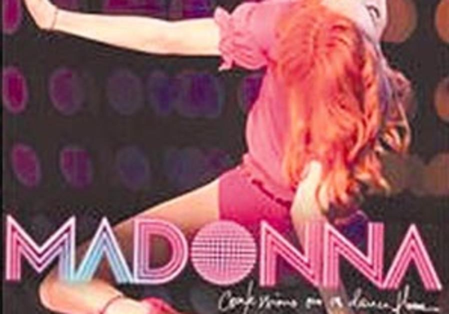 madonna disk 88 298