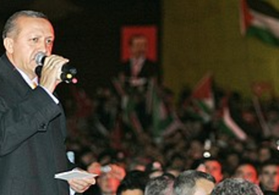 Analysis: The political logic of Erdogan's attacks on Israel