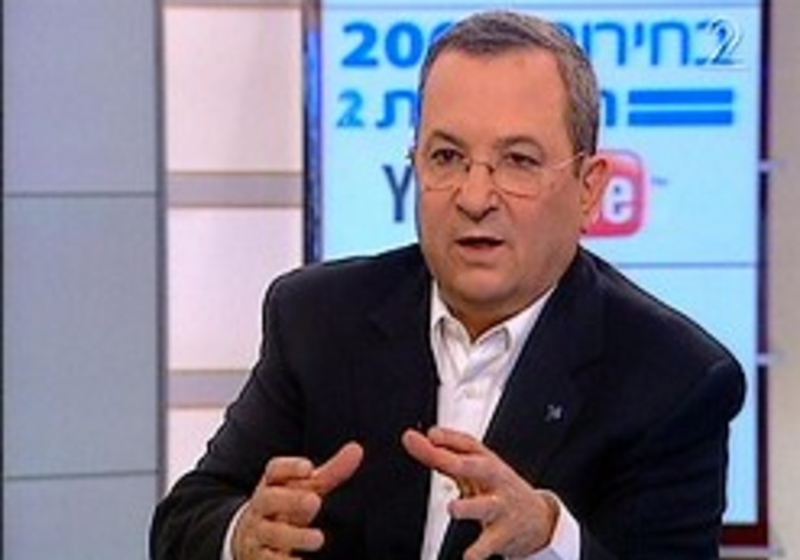 Barak to Rabin camp: We're carrying on in his tradition