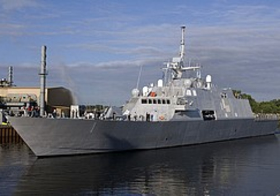Israel Navy eyes advanced US warship