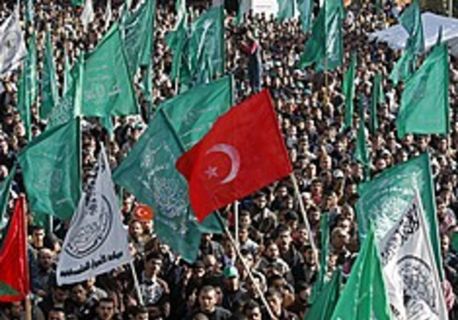'Palestinian support for Hamas waning'