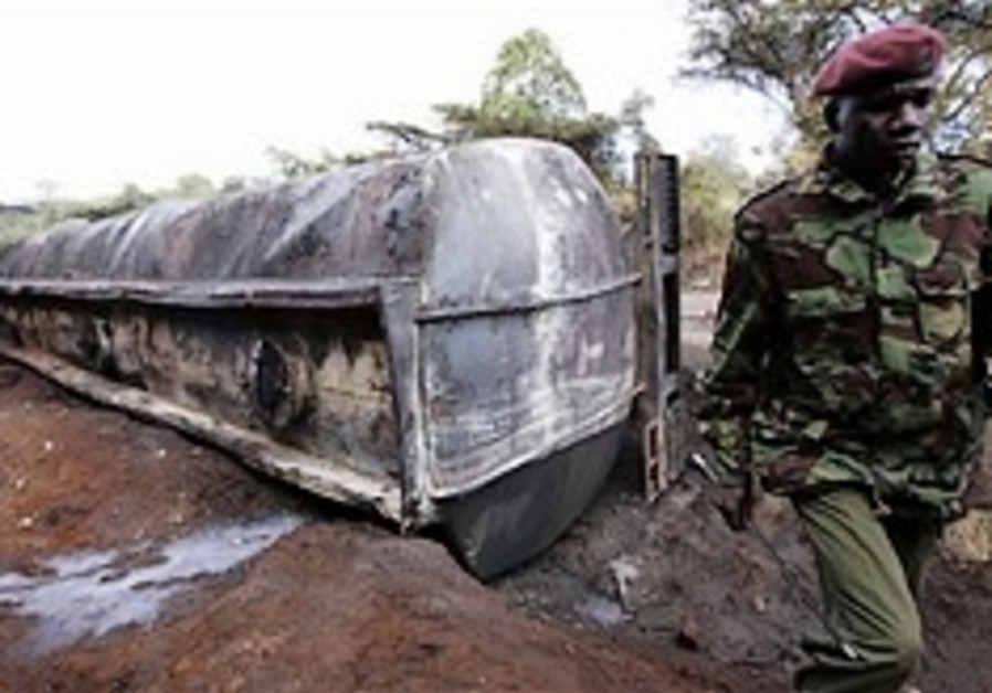 Kenya declares weeklong mourning for fire victims