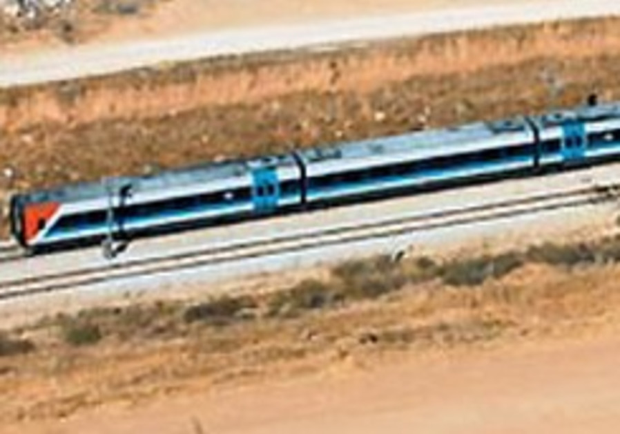 israel train 88 298