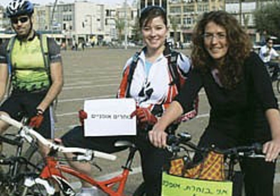 Cyclists to show support for quality of life-oriented parties