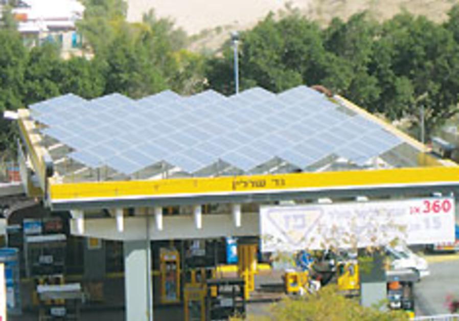Pumping solar