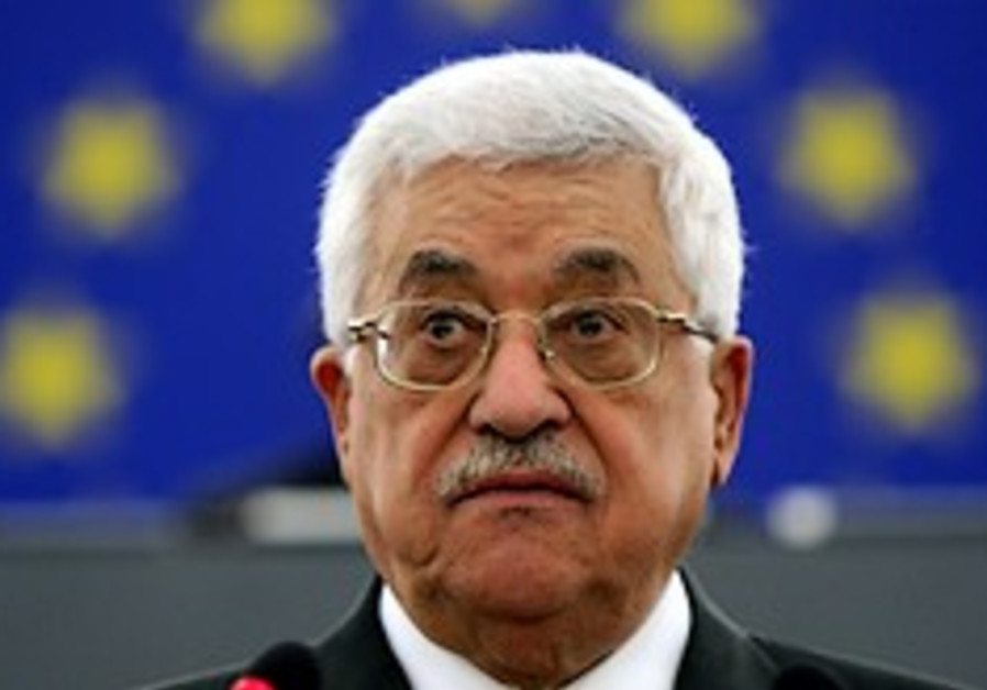 Abbas calls IDF Gaza op 'war crimes'