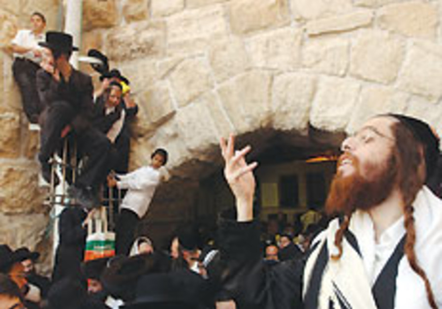 Ask the Rabbi: A hairy issue