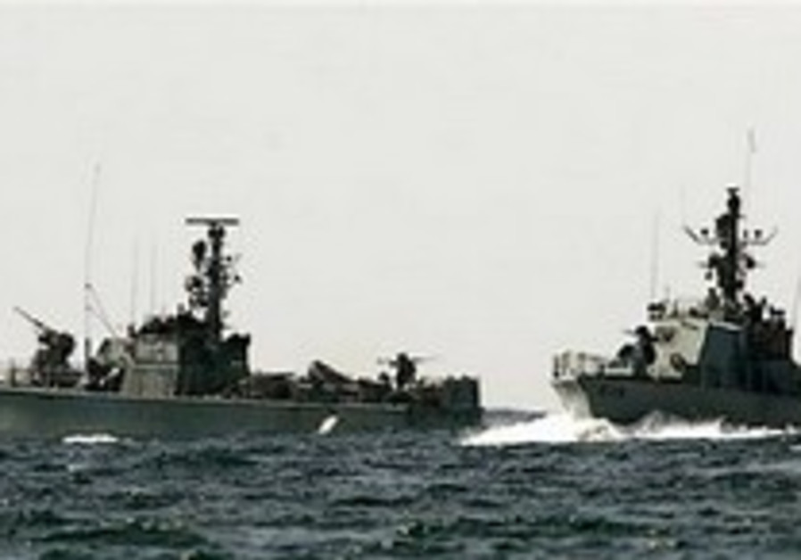Israel to send ship to NATO operation