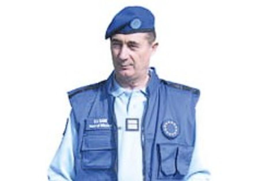 EUBAM head: Keeping Rafah open is the trick