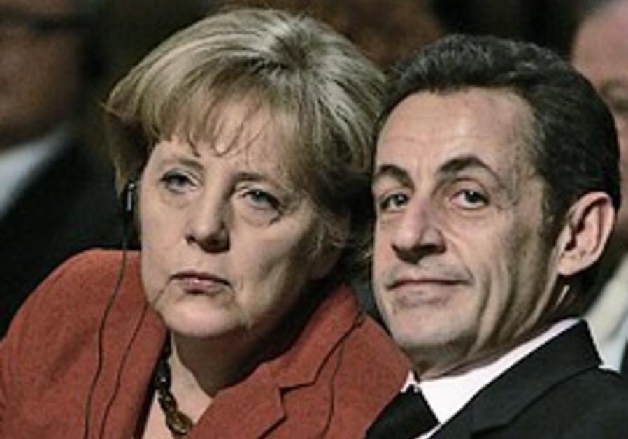 'EU will now back tough Iran sanctions'