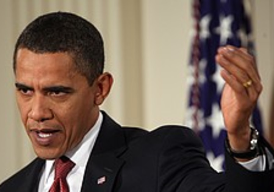 Obama looking for openings with Iran