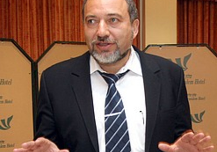 Liberman lauds Israel as land of opportunity