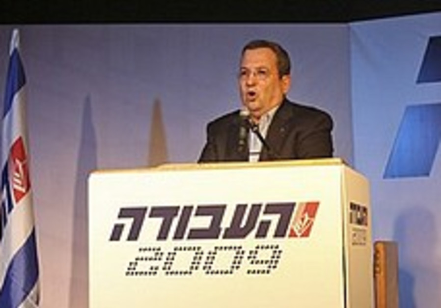 Labor in furor over calls for Barak to step down