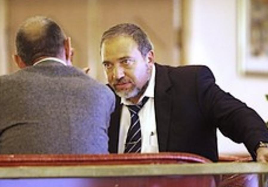 Israel Beiteinu has no contingency plan for Lieberman indictment