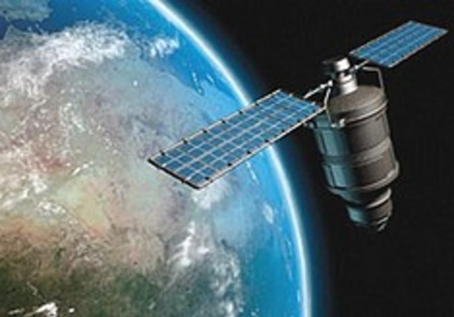 Israel helps India launch spy satellite