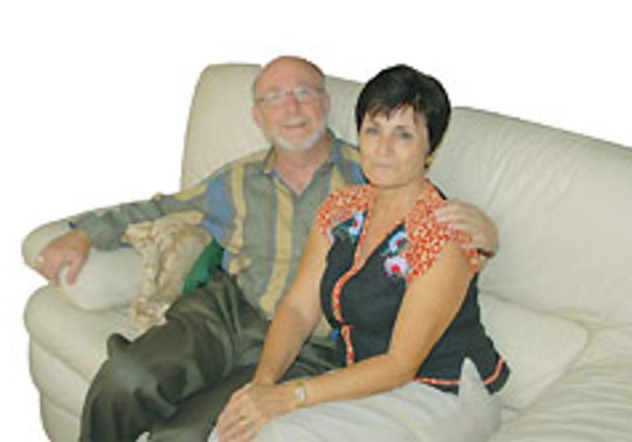Arrivals: From Brisbane to Tivon: Uri and Geraldine Themal