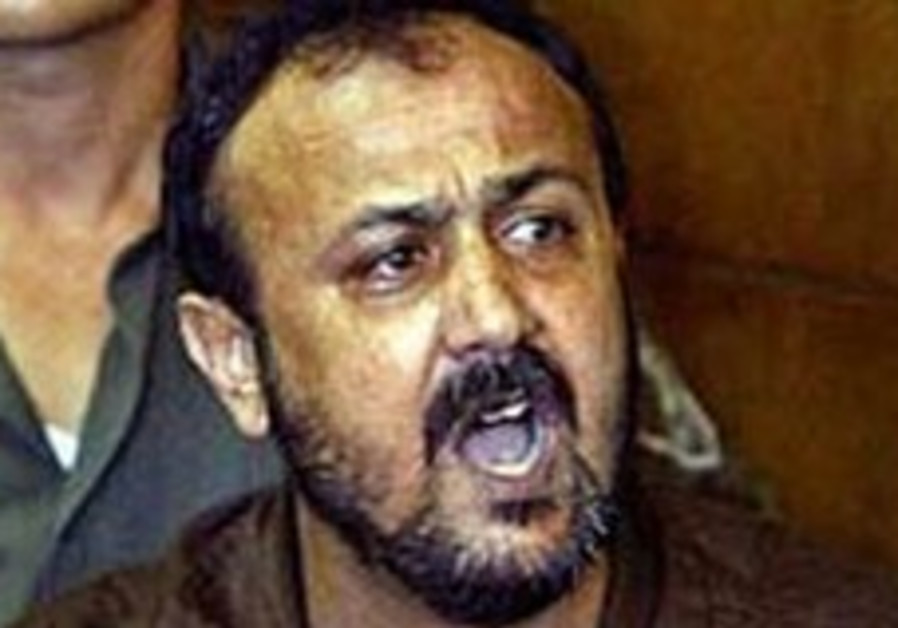 Marwan Barghouti gets political science PhD in jail