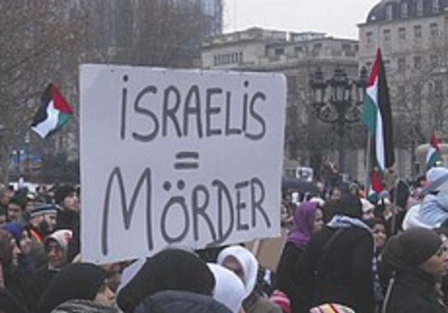 Right of Reply: 'Jubelperser' for Israel