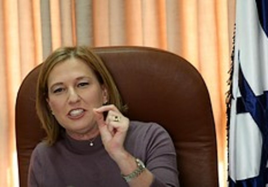 Livni: No one will take this victory from us