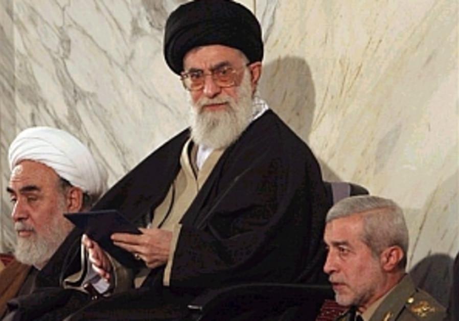 ayatollah, iran, lookin freaky