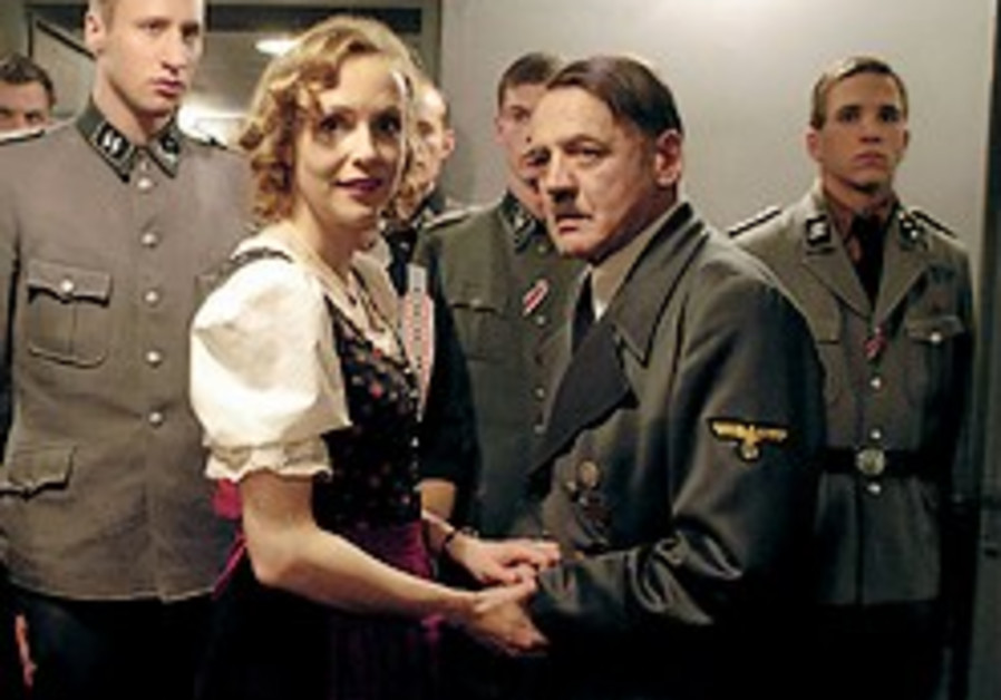 It is possible to laugh at Adolf Hitler