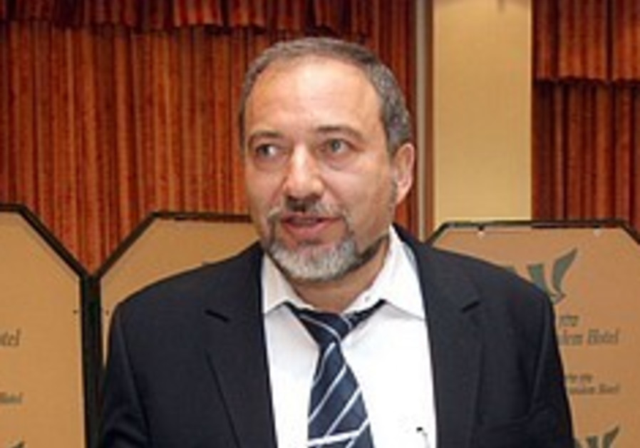 Netanyahu and Lieberman say portfolios not an obstacle