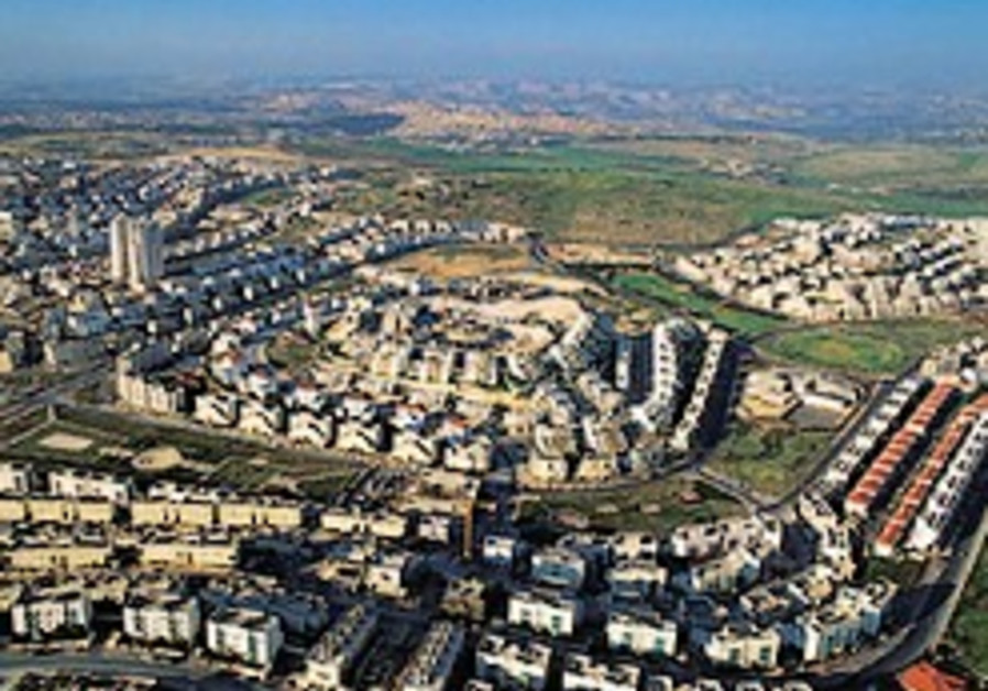 Modi'in: Attracting Anglos midway between Jerusalem and Tel Aviv