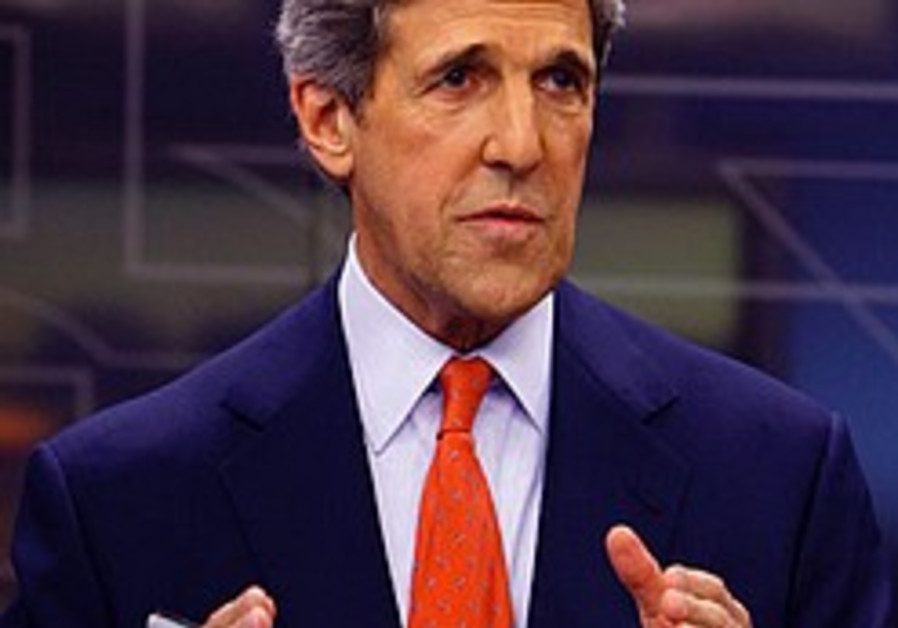Kerry: Hamas letter doesn't change policy