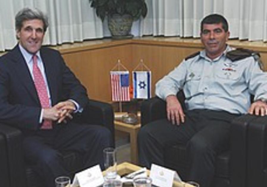 IDF head 'sorry' general slammed Turks