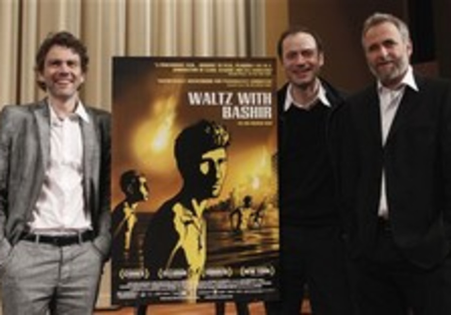 'Waltz with Bashir' breaks barriers in Arab world
