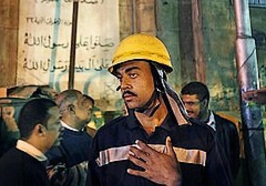 Egypt arrests 7 terror attack suspects