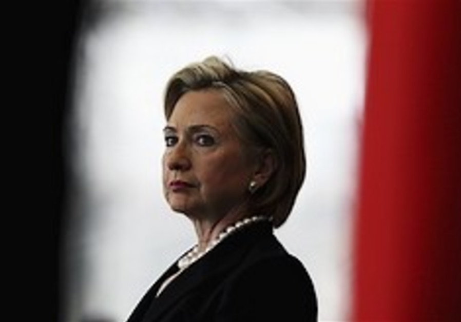Clinton expected to focus on Gaza during upcoming trip here