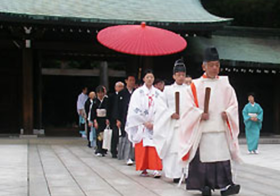 2010 Expedition to the Shinto Descendants of Bnei Ephraim in Japan