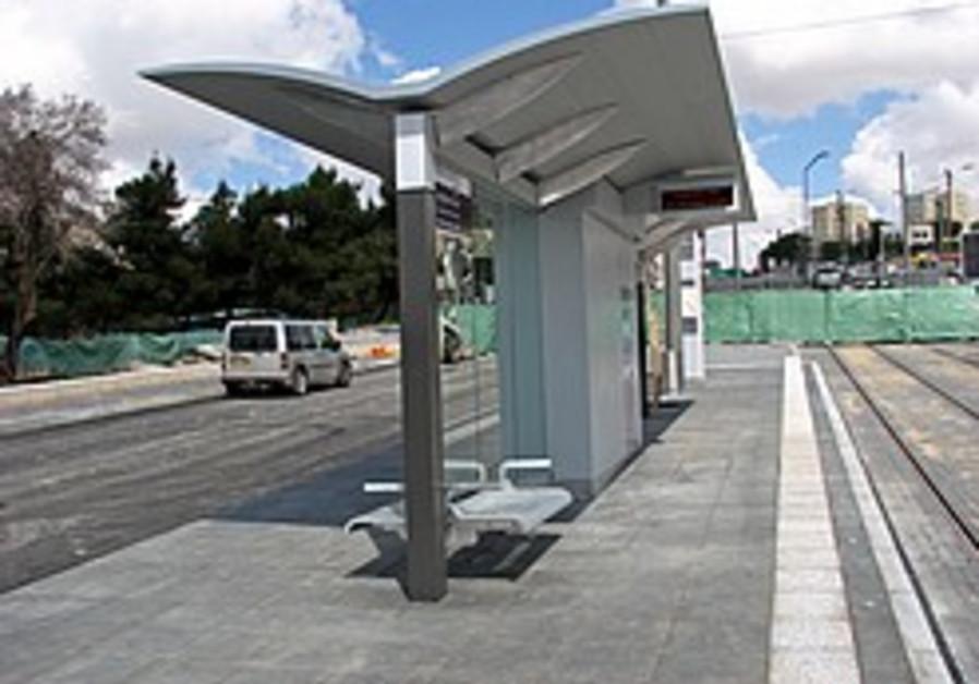 Jerusalem light rail project 'now in financial danger'