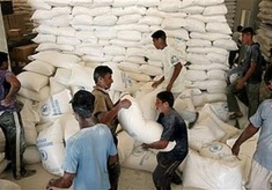 UN aid to palestinians 298.88 ap