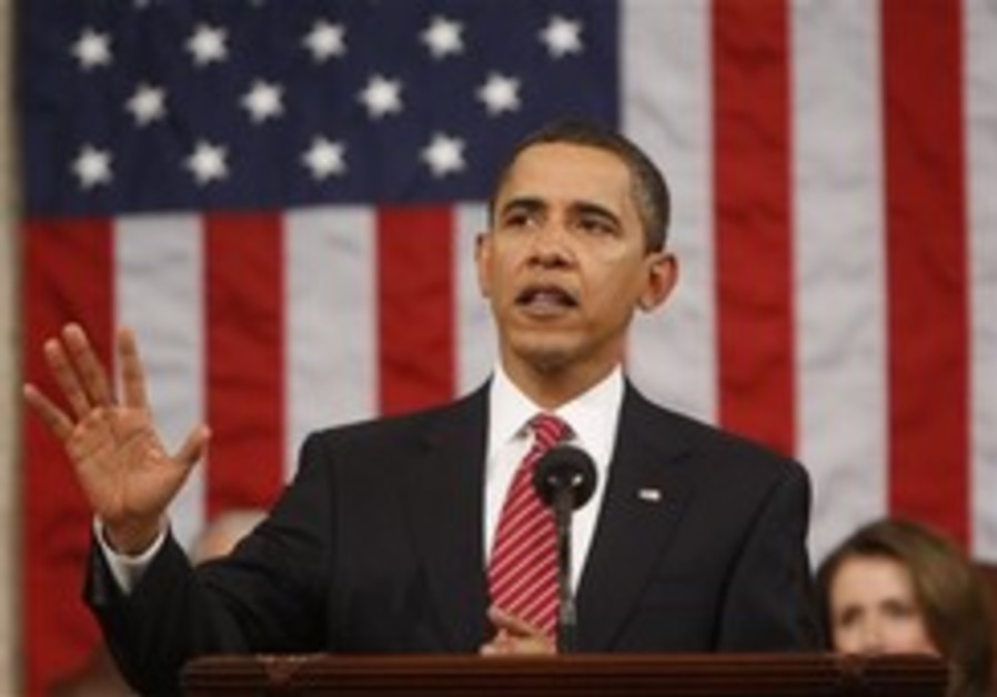 Obama calls for 'secure' ME peace