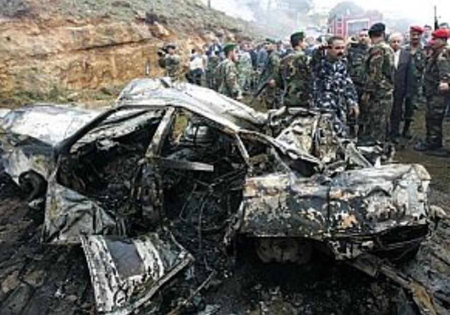 Syria denies involvement in recent hit