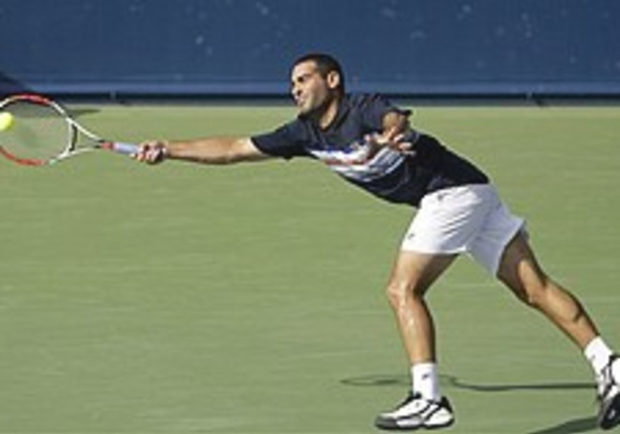 Tennis: Andy Ram loses Dubai doubles match