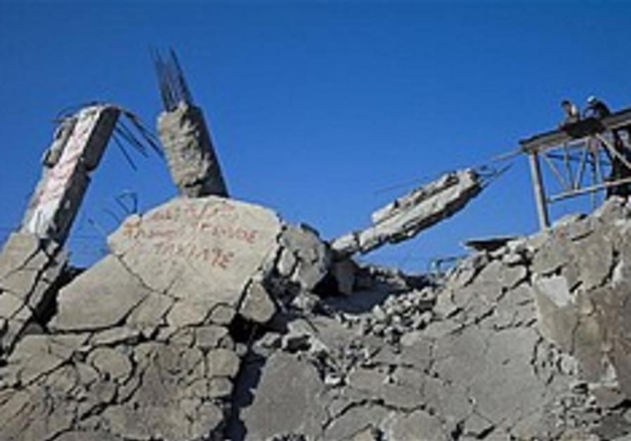 Report slams B'Tselem Cast Lead figures