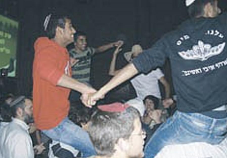Embrace commandment of war, Hesder students told