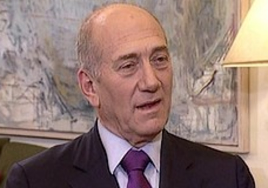 Olmert: I was close to meeting Syrian FM
