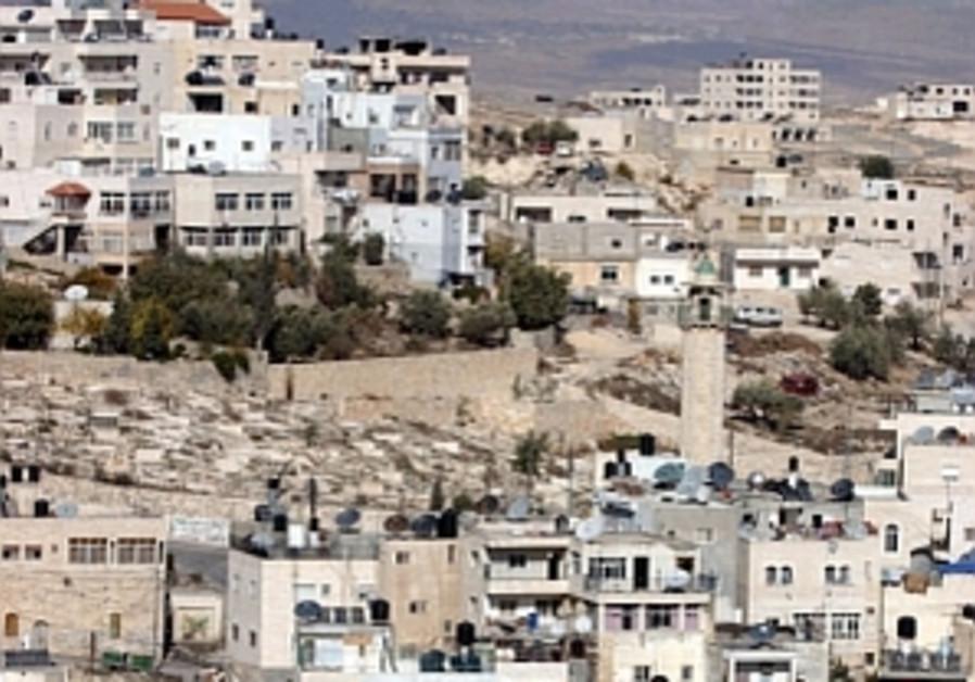 Labor supports dividing Jerusalem