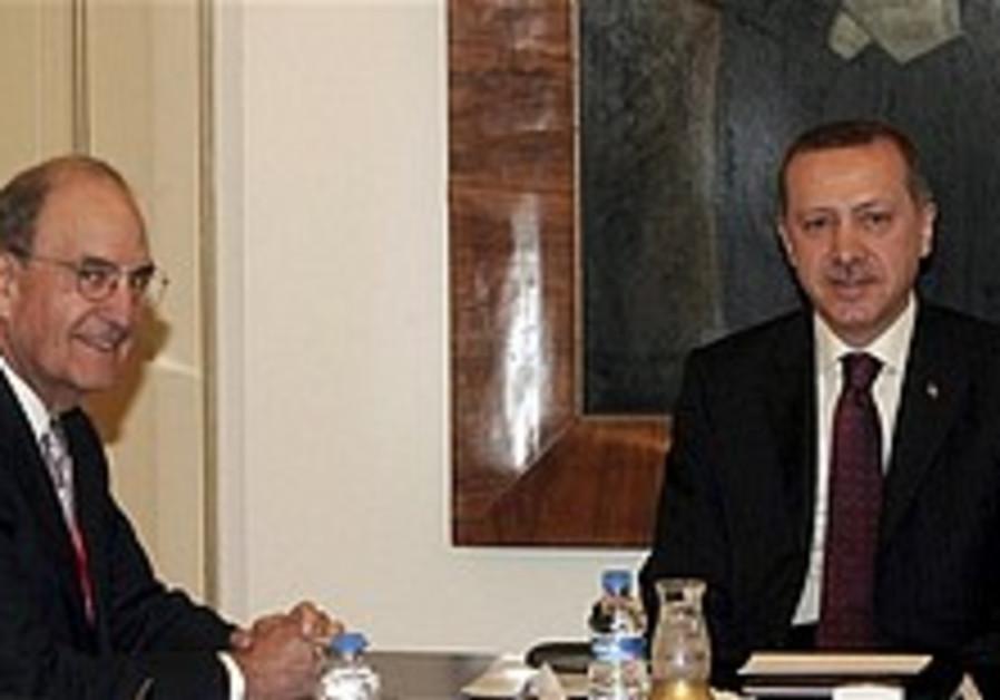 Mitchell, Netanyahu meet on peace efforts