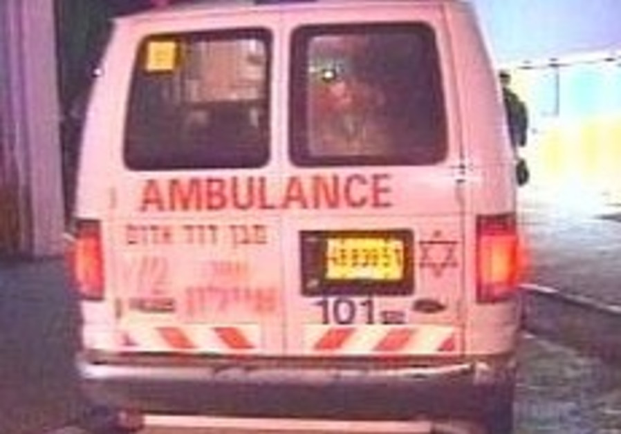 Two pedestrians killed by bus in Haifa