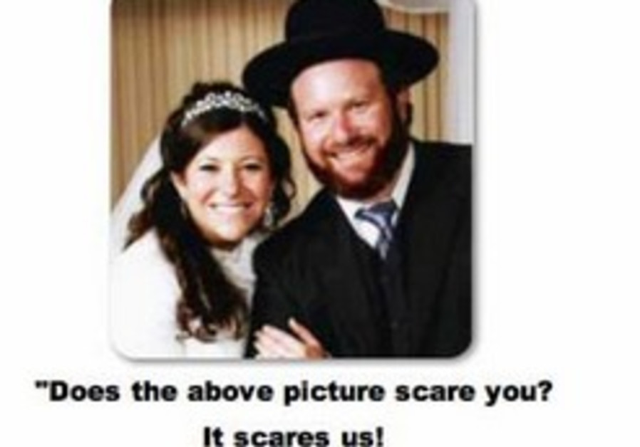 Orthodox, secular Jews wage Facebook war