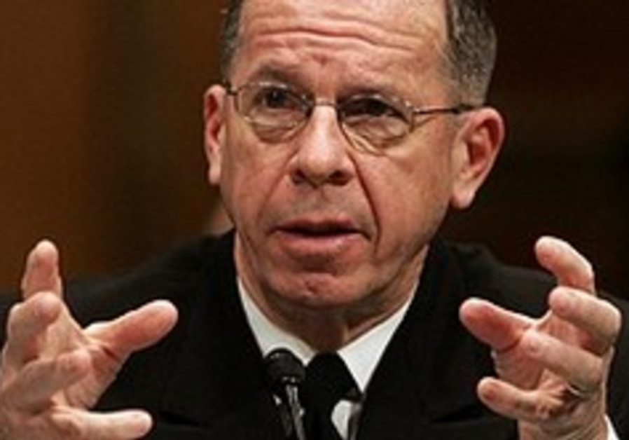 Mullen: Iran is very focused on developing nuclear capability