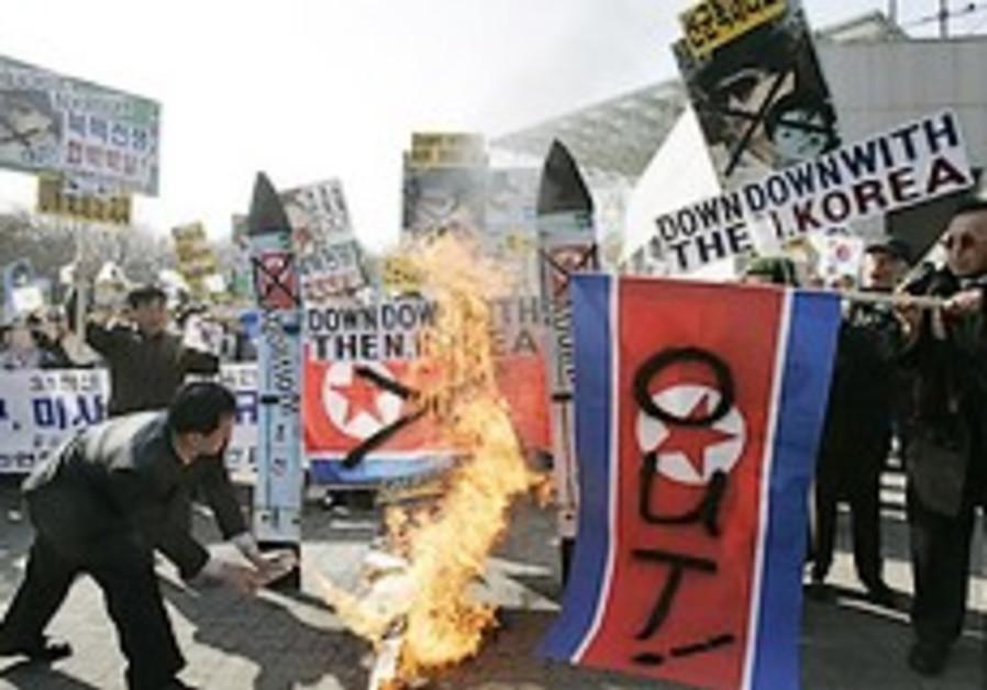 NKorea, UN command hold urgent talks at demilitarized zone