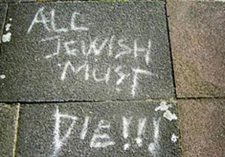 'EU nations fail to track anti-Semitism'